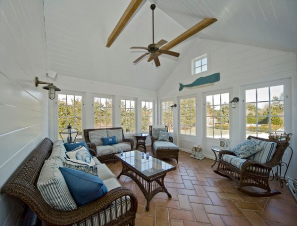 sunroom decorating ideas care free sunrooms