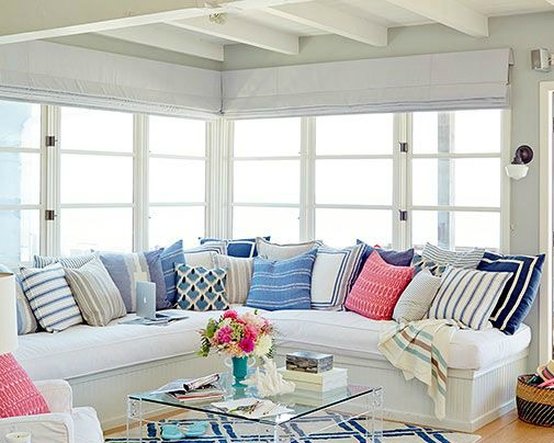 Window treatment sunroom window treatment ideas for Window covering ideas for sunrooms