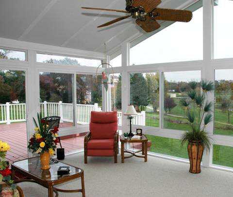 Choosing Flooring For Your Sunroom Care Free Sunrooms
