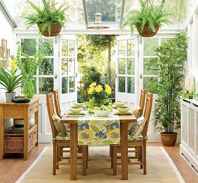 Conservatory Room Furniture