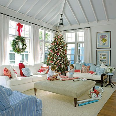 Decorate your Sunroom for the HolidaysCare Free Sunrooms