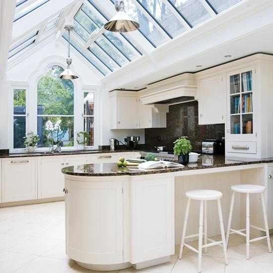 Galley Kitchen Ideas 2016: Conservatory Kitchen Ideas