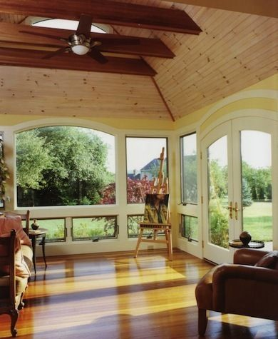 Sunroom Ceiling Ideas Care Free Sunrooms